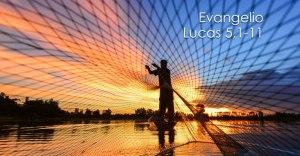 Lucas 5,1-11