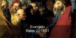 Mateo 22-15-21