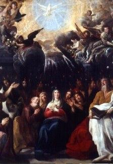 la-venida-del-espiritu-santo