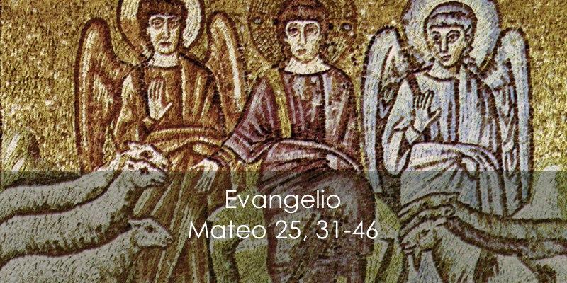 Mateo 25 31 46 Misioneros Digitales Católicos Mdc