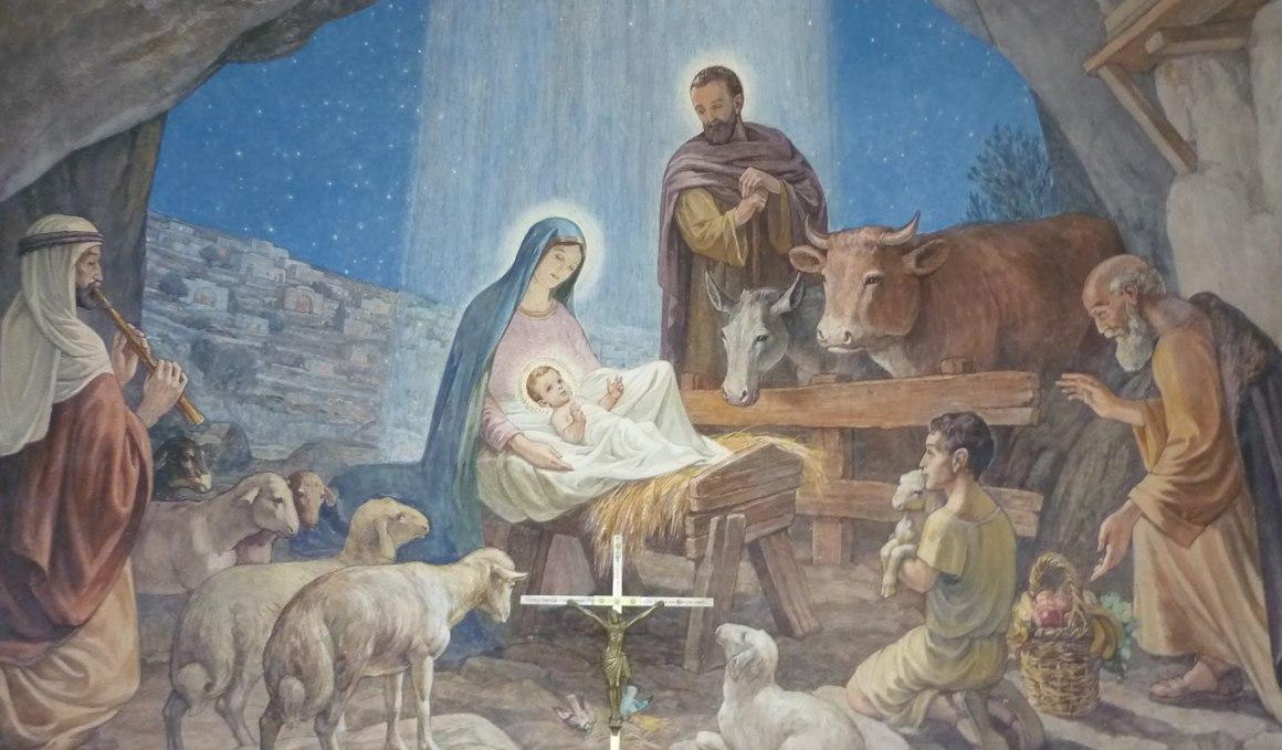 Nacimiento De Jesús En Belén Misioneros Digitales Católicos Mdc