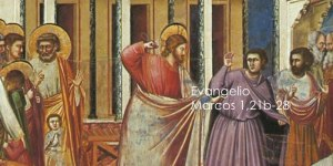 Marcos 1,21b-28