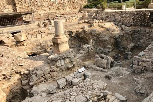 Piletas de Betsaida