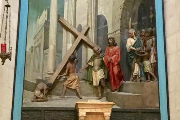 Via Dolorosa : Voa Crucis