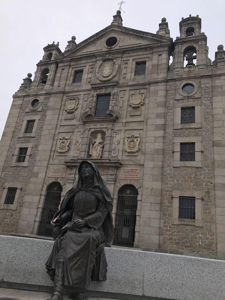 Convento Carmelita en Avila