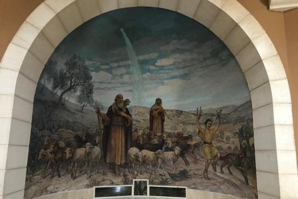 Iglesia de los Pastores