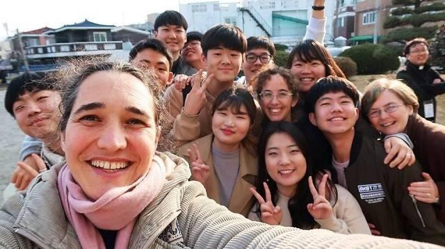 Misión en Corea