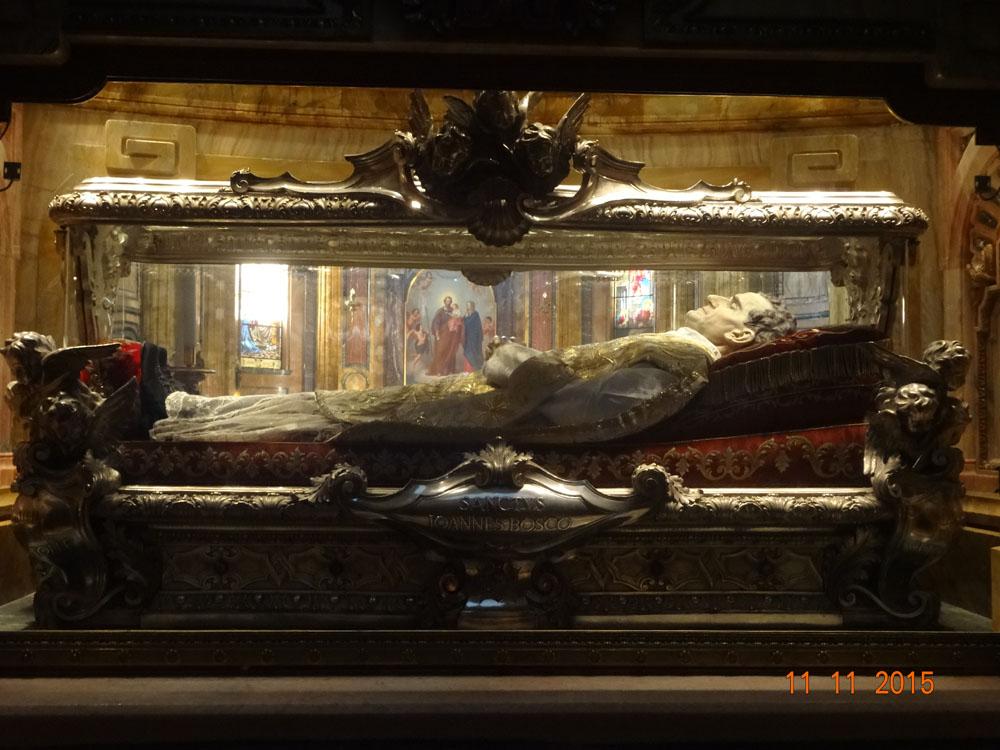 Altar de San Juan Bosco 2