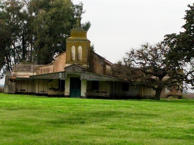 Monasterio de san Pablo de la Cruz
