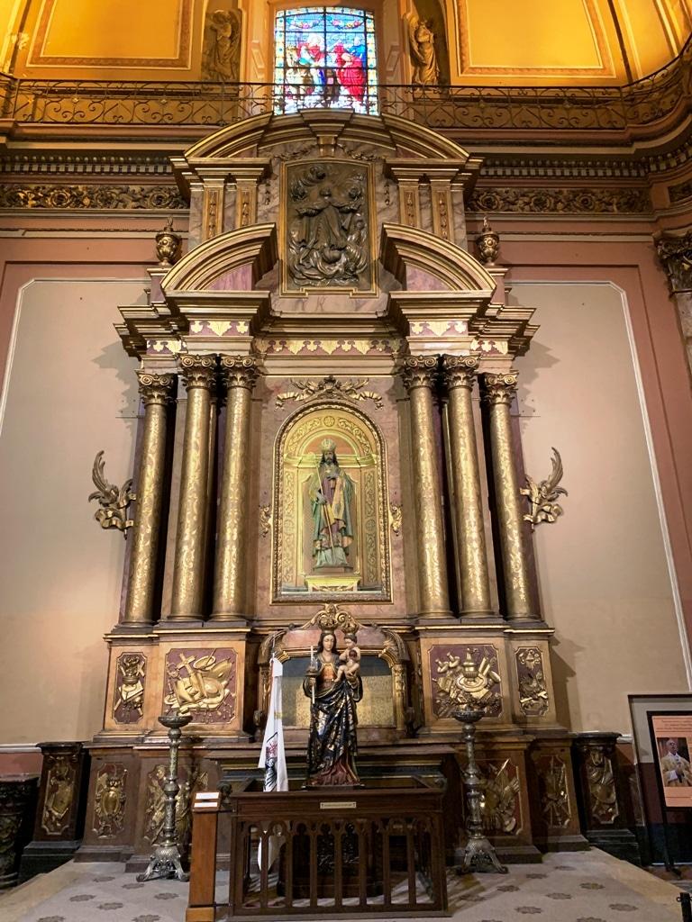 Capilla de Santa María del Buen Aires y San Martín de Tours