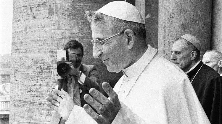 Juan Pablo I - Papa Francisco - Vaticano