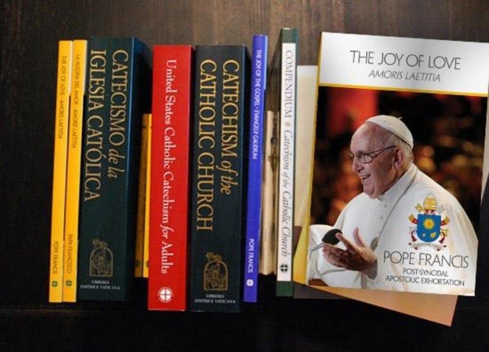 Papa Franicsco -Libors- Vaticano