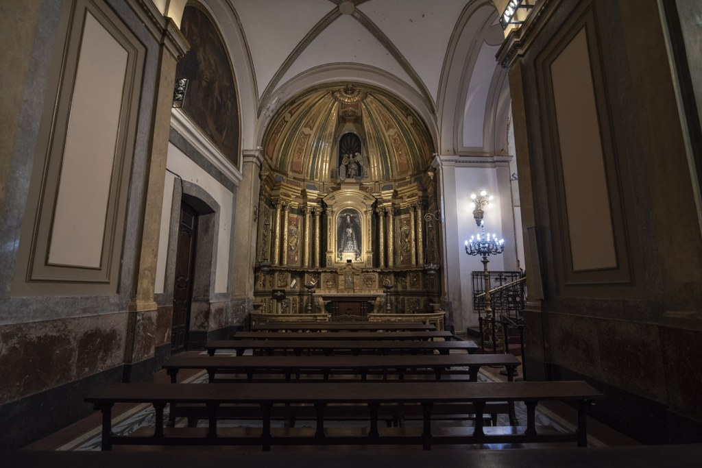 Altar -Nuestra Señora de los Dolores