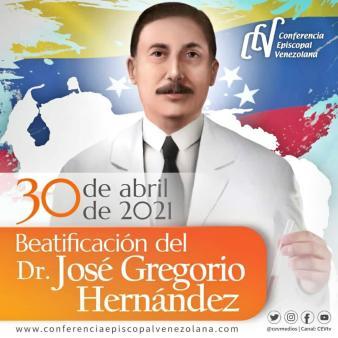DR. JOSE GREGORIO HERNANDEZ INVITACION PROCESO BEATIFICACION