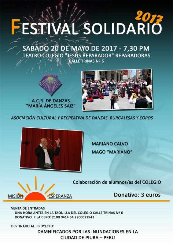Festival solidario 2017