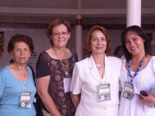 Hermanas de las iglesias de Sogamoso, Bogota y Medellín