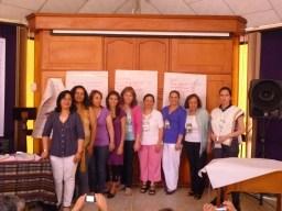 Nuevo comité directivo de mujeres 2013-2015