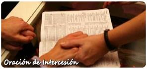 Oración de intercesión