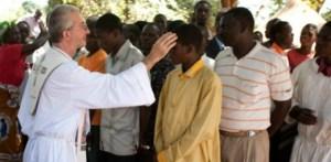O. ANDRZEJ LEŚNIARA SJ, MISJONARZ W ZAMBII