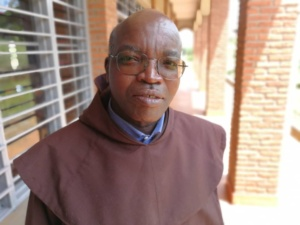 II Kongres Regionalnego Wikariatu Burundi i Rwanda w Gitega 2021 - O. Zachariasz