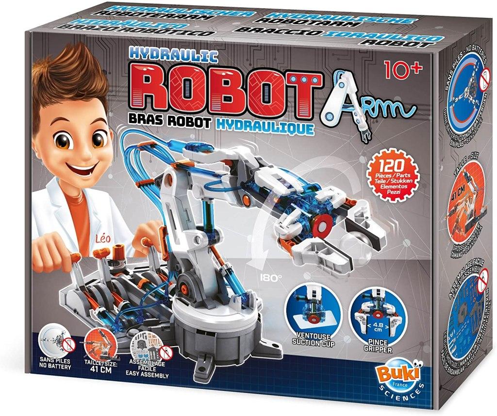 Robotica Hidráulica