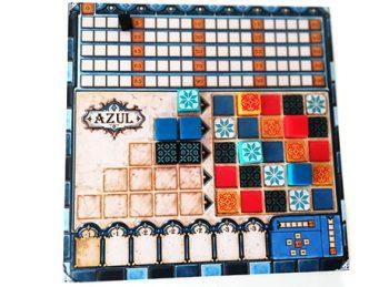 Ejemplo alicatado juego Azul