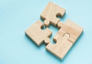 Puzzle de 4 piezas