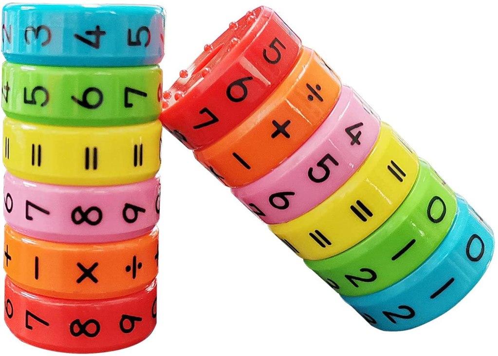 Cubo matematicas