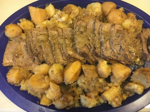 Perfect Instant Pot Roast and Potatoes