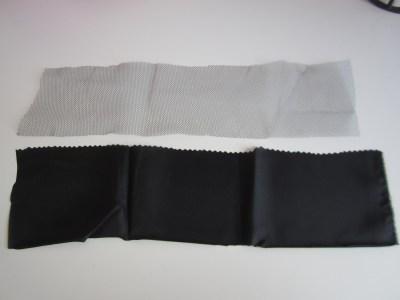 mis nancys, mis peques y yo, tutorial facil DIY tul y tela