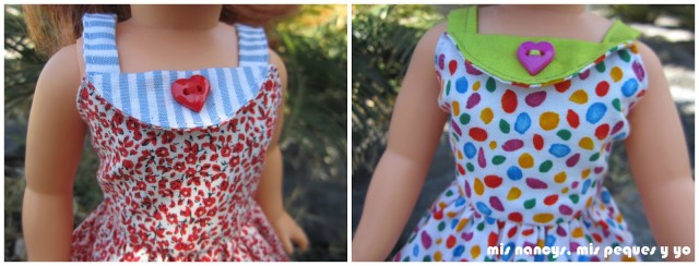 mis nancys, mis peques y yo, vestidos primavera para nancy de anilegra, detalle delantero