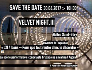 exhibition Halles St-Géry Brussels