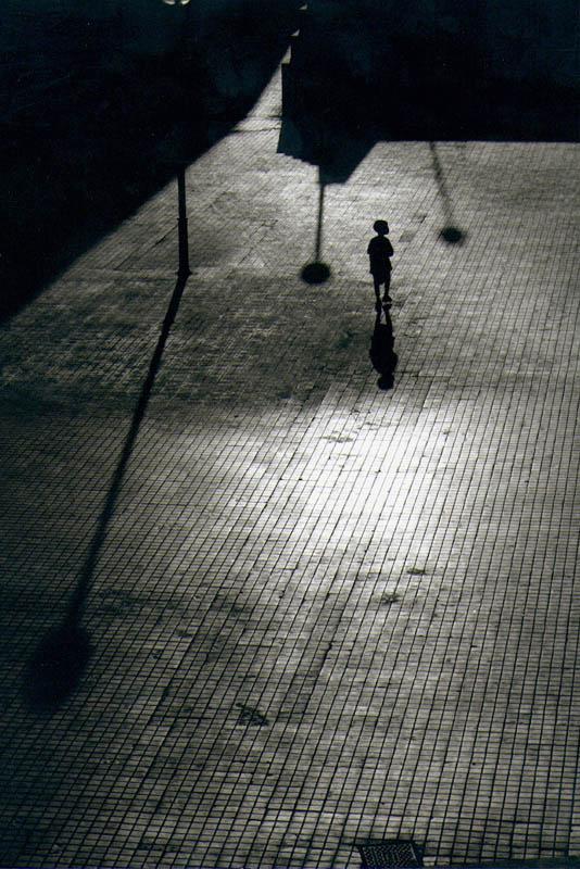 La vida en soledad