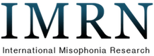 Misophonia Research