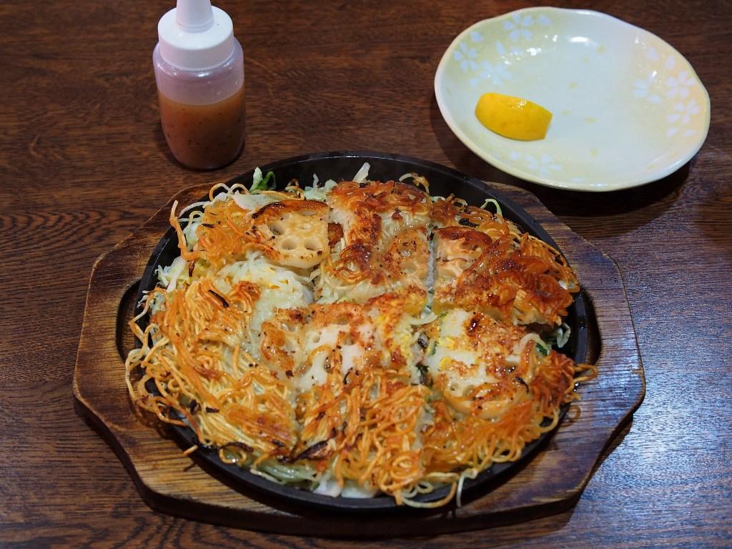 尾道カリカリ焼き(塩)