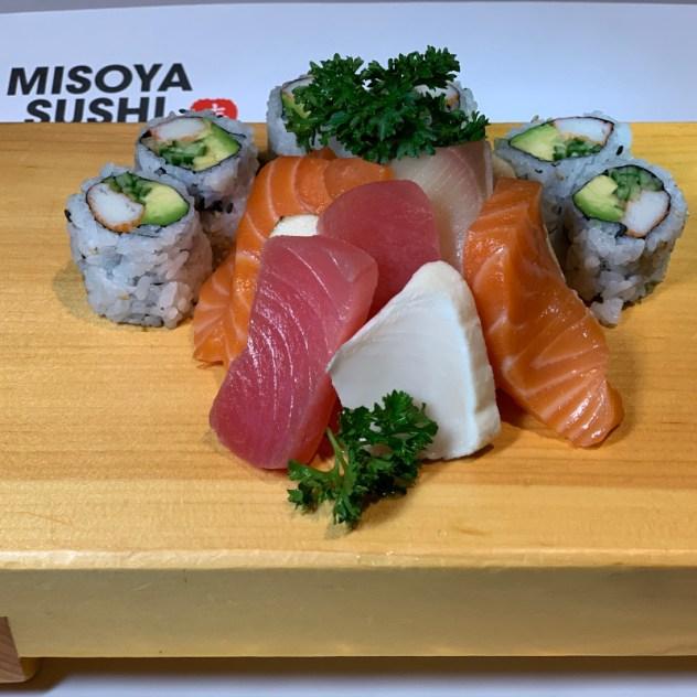 Sushi Lunch Menu