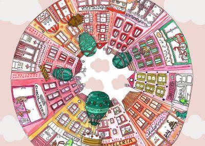 Microrrelato «La ciudad de la felicidad»