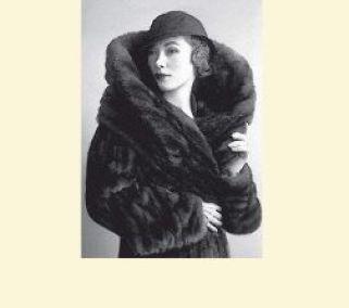 Reseña «Madona con abrigo de piel»
