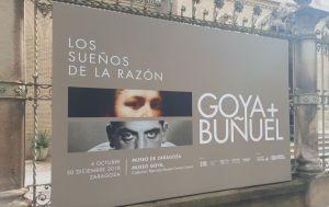 Exposición Goya + Buñuel 1 Mis Palabras con Letras