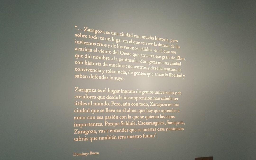 Exposición Pasión por Zaragoza