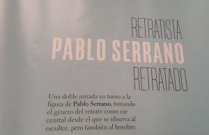 Exposición Pablo Serrano Retratista retratado 2 Mis Palabras con Letras