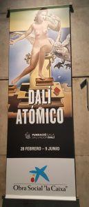 Exposición Dalí atómico 2 Mis Palabras con Letras