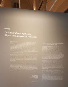 Exposición Cierta luz De fotógrafas aragonesas 2 Mis Palabras con Letras