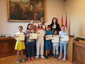 Segundo Premio Concurso Literario Ciudad de Caspe 3 Mis Palabras con Letras