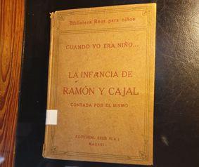 Exposición Ramón y Cajal 20 Mis Palabras con Letras