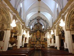 Visita a la iglesia de la Magdalena 3 Mis Palabras con Letras