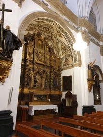 Visita a la iglesia de la Magdalena 4 Mis Palabras con Letras