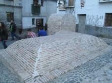 Aljibe de la Plaza del Salvador. Albaicín. Granada. Foto: Francisco López