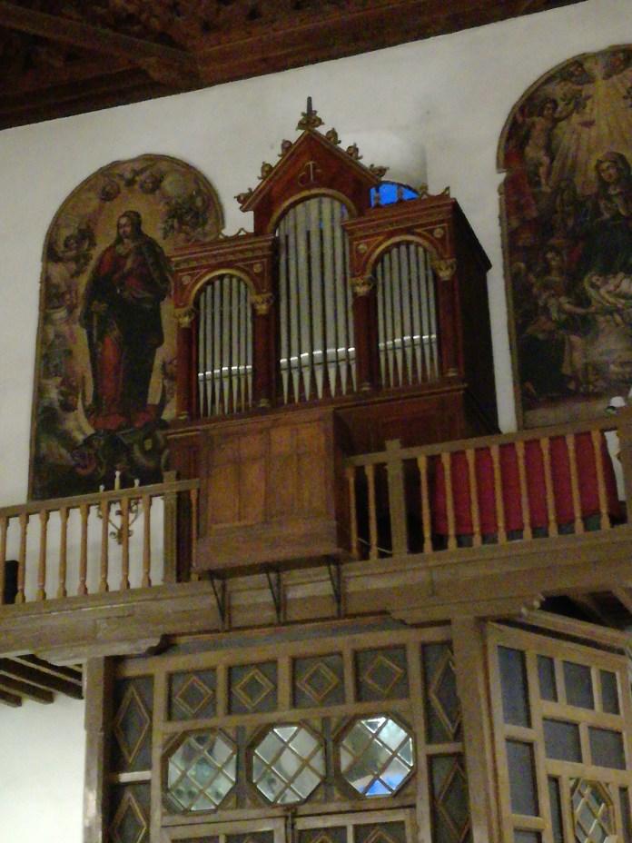 Órgano de la Iglesia de San Ildefonso
