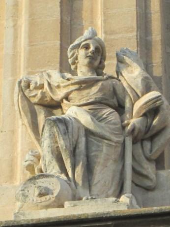 San Rafael. Catedral de Granada. Foto: Francisco López